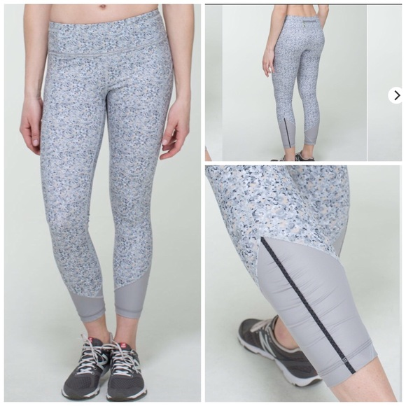 3eb107cc85 lululemon athletica Pants - Lululemon | 6 | Rare Pace queen tight petite  fleur